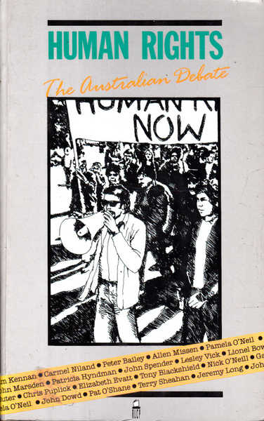 Human Rights: The Australian Debate
