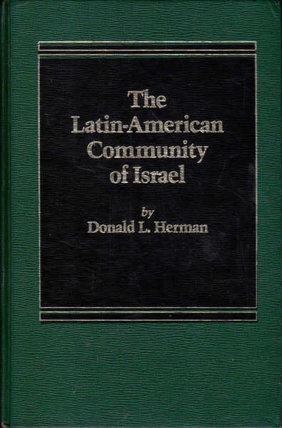 The Latin-American Community of Israel