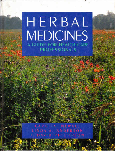 Herbal Medicines: A Guide for Health-Care Professionals