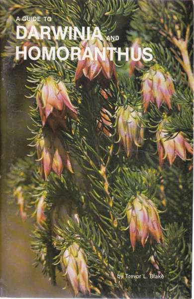 A Guide to Darwinia and Homoranthus