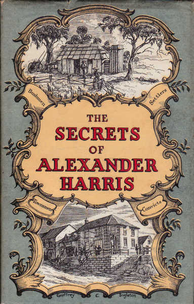 The Secrets of Alexander Harris