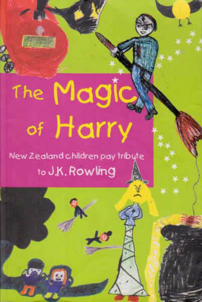 The Magic of Harry: New Zealand Children Pay Tribute to J.K. Rowling