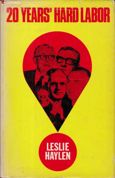 20 Years' Hard Labor