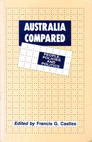 Australia Compared: People, Politics, Policies
