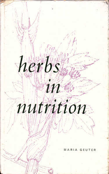 Herbs in Nutrition