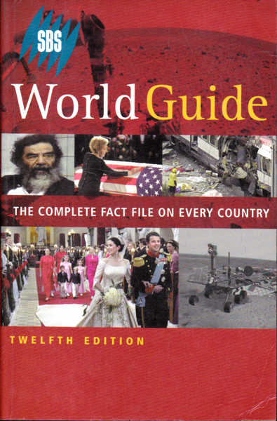 SBS World Guide: The Complete Guide to Every Country, Twelfth Edition