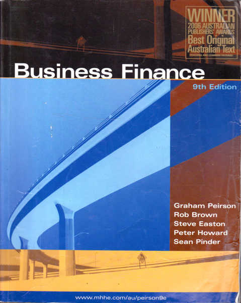 Business Finance: Ninth Edition