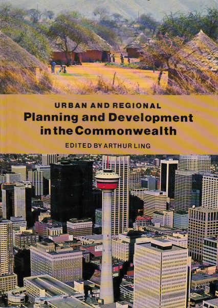 Urban and Regional Planning and Development in the Commonwealth