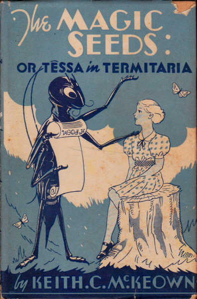 The Magic Seeds: Tessa in Termitaria