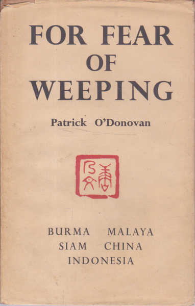 For Fear of Weeping