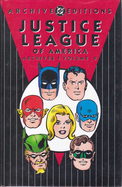 Justice League of America - Archives, Volume 9
