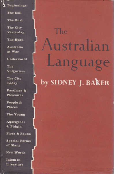 The Australian Language