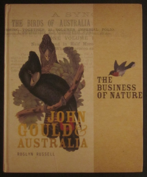 The Business of Nature: John Gould and Australia