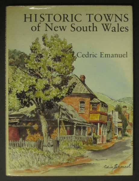 Historic towns of New South Wales