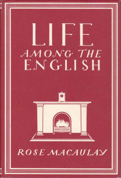Life Among the English (Writer's Britain Series)