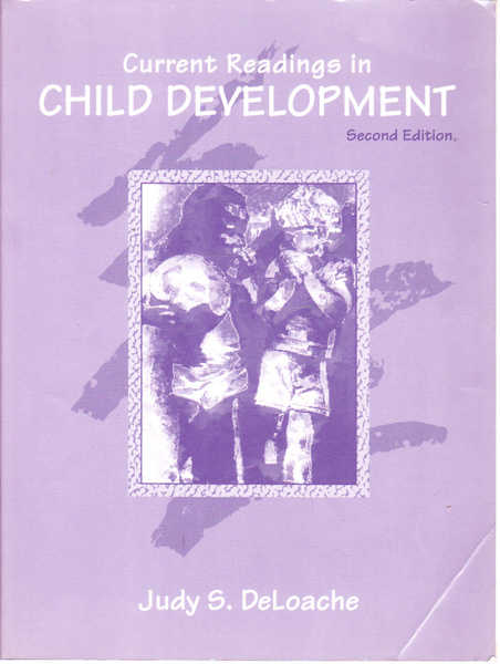 Current Readings on Child Development Second Edition