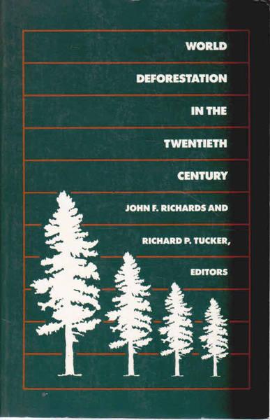 World Deforestation in the 20th Century