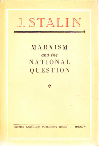 Marxism and the National Question