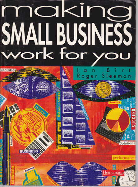 Making Small Business Work for You
