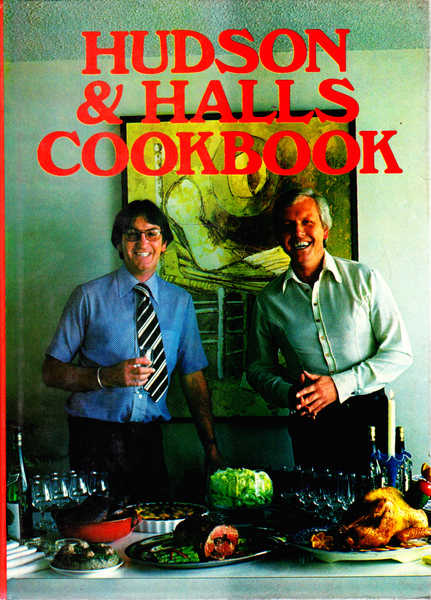 Hudson & Halls Cookbook