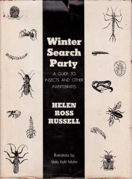 Winter Search Party: A Guide to Insects and Other Invertebrates