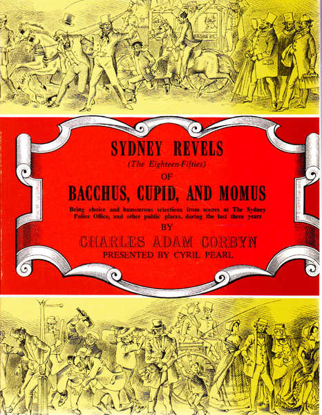 Sydney Revels of Bacchus, Cupid, and Momus