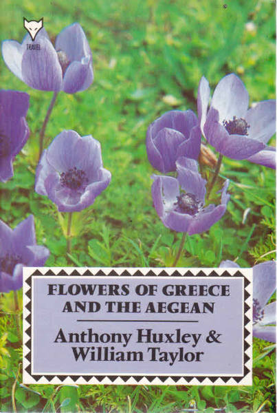 Flowers of Greece and the Aegean