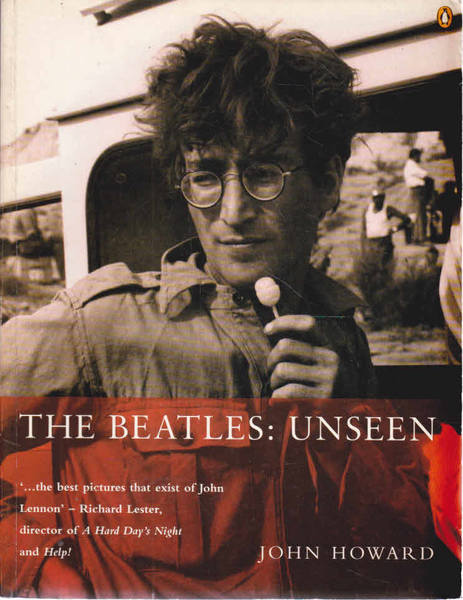 The Beatles: Unseen