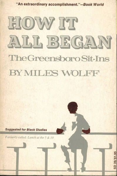 How It All Began: The Greensboro Sit-Ins