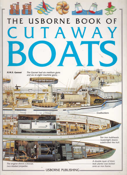 The Usborne Book of Cutaway Boats