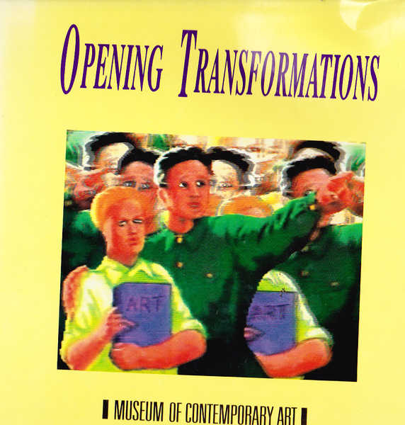 Opening Transformations: Museum of Contemporary Art
