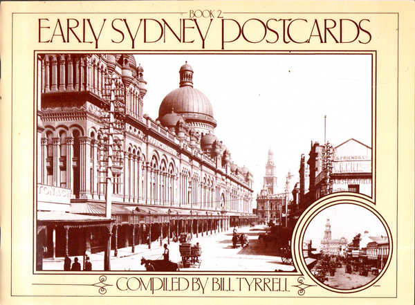 Early Sydney Postcards, Book 2