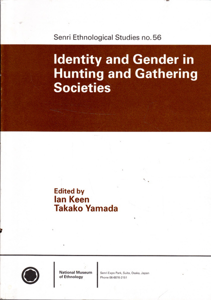 Identity and Gender in Hunting and Gathering Societies