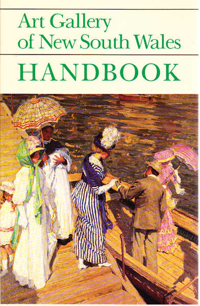 Art Gallery of New South Wales: Handbook