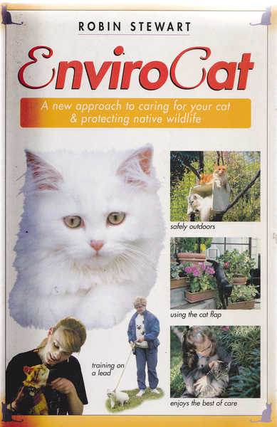 EnviroCat: A New Approach to Caring for Your Cat & Protecting Native Widlife