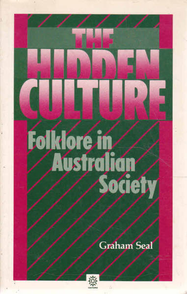 The Hidden Culture: Folklore in Australian Society