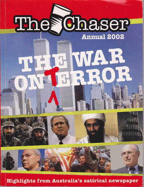 The Chaser Annual 2002: The War on (T)error