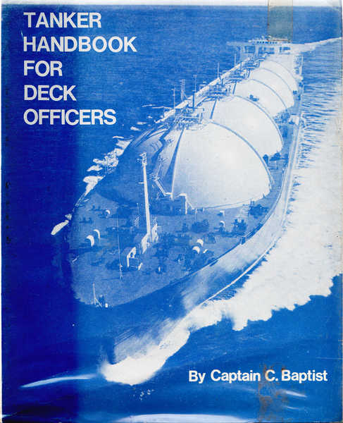 Tanker Handbook for Deck Officers