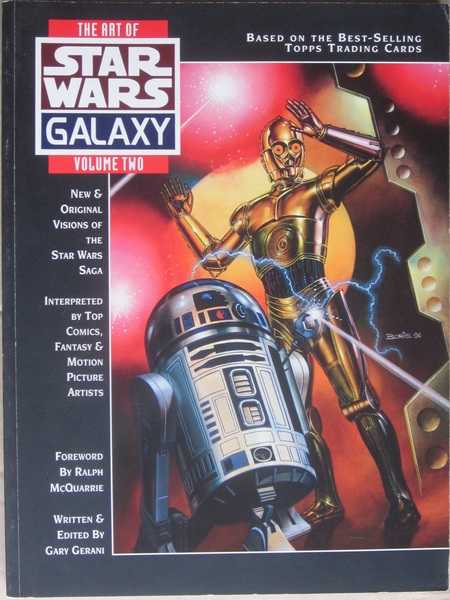 The Art of Star Wars Galaxy: Volume Two