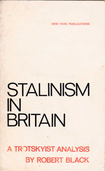 Stalinism in Britain