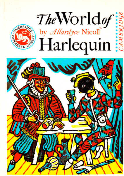 The World Of Harlequin