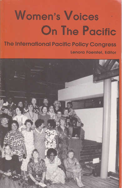 Women's Voices on the Pacific: The International Pacific Policy Congress