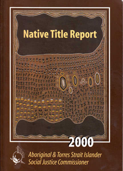 Native Title Report 2000