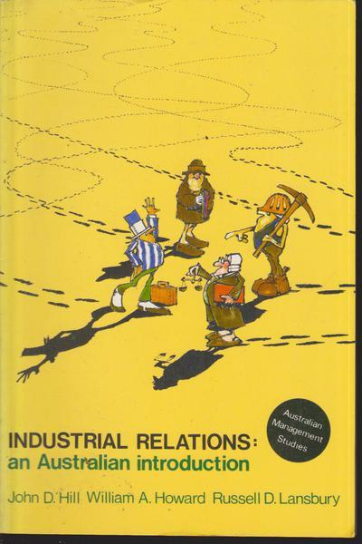 Industrial Relations: An Australian Introduction