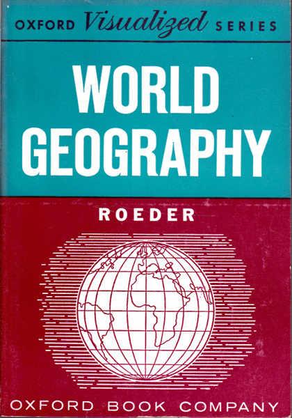 Visualized World Geography