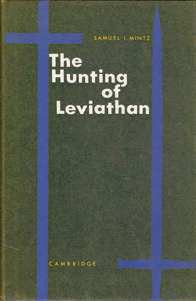 The Hunting of Leviathan: Seventeenth-century Reactions to the Materialism and Moral Philosophy of Thomas Hobbes