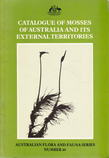 Catalogue of Mosses of Australia and Its External Territories