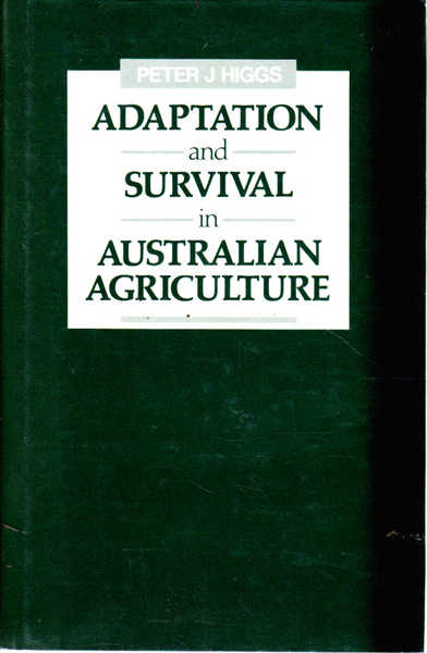 Adaptation and Survival in Australian Agriculture