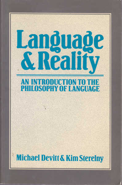 Language and Reality: An Introduction to the Philosophy of Language