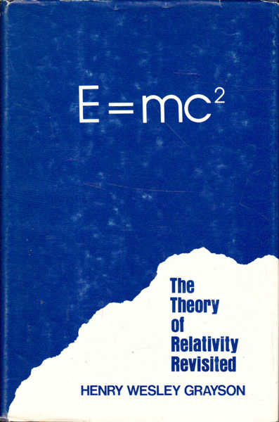 The Theory of Relativity Revisited